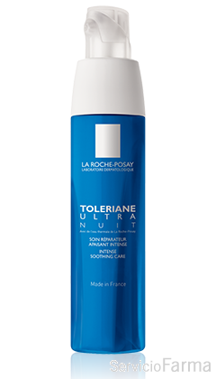 Toleriane Ultra Noche 0% 40 ml La Roche Posay