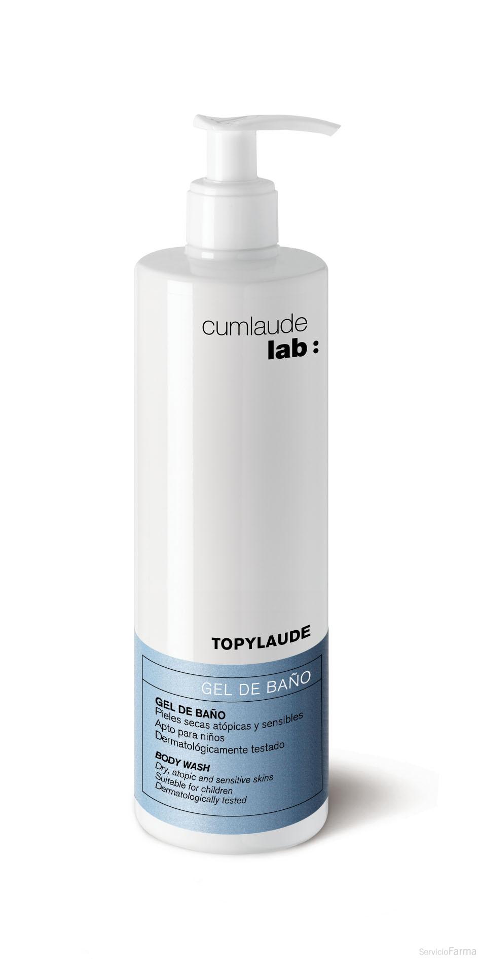 Cumlaude TOPYLAUDE Gel de Baño 400 ml