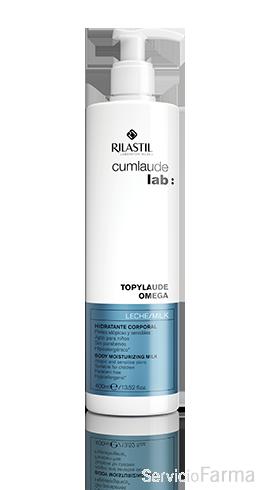 Topylaude Omega / Leche corporal - Cumlaude (400 ml)