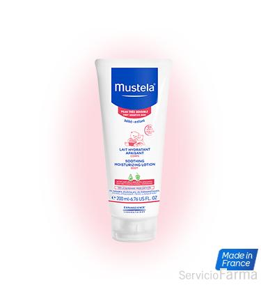 Mustela Leche hidratante Confort Piel muy sensible 200 ml