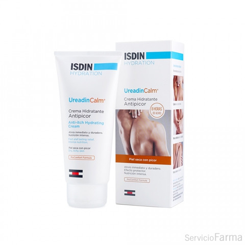 Isdin Ureadin Calm Crema Hidratante Antipicor 200 ml