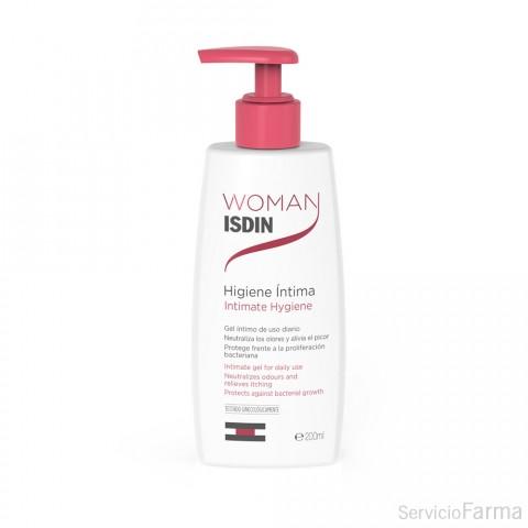 higiene intima woman isdin