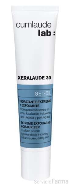 Xeralaude 30 gel-oil 40 ml