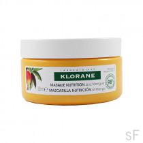 NUEVA IMAGEN Klorane Mascarilla Manteca de Mango