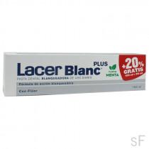 LacerBlanc Plus Pasta blanqueadora d-Menta 125 ml