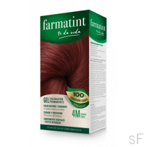 Farmatint 4M Castaño Caoba Gel (150 ml)