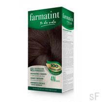 Farmatint 4N Castaño Gel (150 ml)