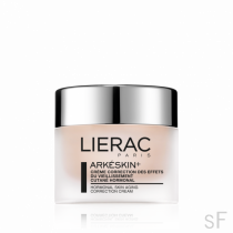 Arkéskin+ / Tratamiento Antiedad Corrección de envejecimiento cutáneo hormonal - Lierac (50 ml)