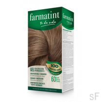 Farmatint 6D Rubio Oscuro Dorado Gel (150 ml)
