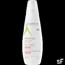 Aderma Sensifluid Leche micelar Piel sensible 400 ml