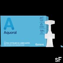 Aquoral 20 Unidades Monodosis x 0.5 ml