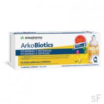 Arkobiotics Vitaminas y Defensas Adultos 7 Unidosis