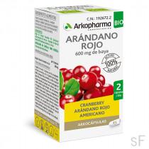 Arkocápsulas Arándano Rojo BIO Cranberry 45 cápsulas Arkopharma