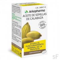 Arkocápsulas / Aceite de semillas de calabaza - Arkopharma (50 cápsulas)
