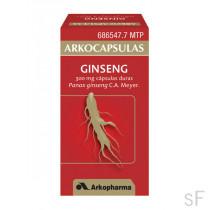 Arkocápsulas Ginseng ginseng