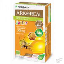 Arkoreal Jalea Real Fresca Junior 500 mg BIO 20 ampollas Arkopharma