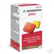 Arkocápsulas / Zinc - Arkopharma (50 cápsulas)
