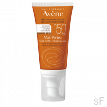 Avene Mat Perfect Fluido con color SPF50+ 50 ml