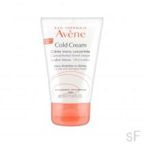 Avene Cold Cream Crema de manos concentrada 50 ml