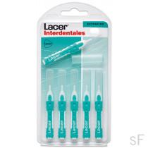 Lacer Cepillo Interdental Extrafino Recto 0,6 6 unidades
