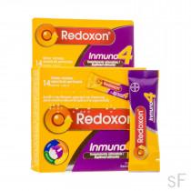 Redoxon Inmuno 4 Sabor naranja 14 sobres
