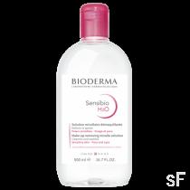 Bioderma Sensibio H2O Agua micelar 500 ml