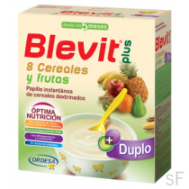 Blevit Plus 8 Cereales y Frutas