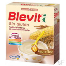 Blevit Plus Superfibra sin gluten