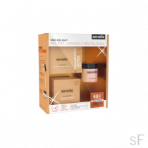 Cofre Sensilis Skin Delight Ampollas + Crema Día + Peeling