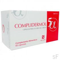 Complidermol 5 Alfa (60 cápsulas)