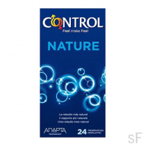 Control Preservativo Nature 24 uds