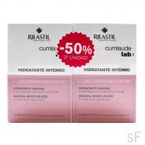 Duplo Cumlaude Hidratante interno vaginal Gel crema 2 x 6 monodosis