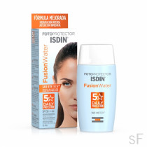 Fotoprotector Isdin Fusion Water SPF50 50 ml