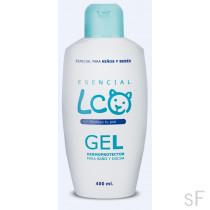 Esencial LCO Gel Dermoprotector para Baño y Ducha 400 ml