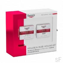 Cofre Eucerin Hyaluron Filler - Volume Lift Dia + Noche