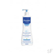 Gel baño suave mustela 750 ml