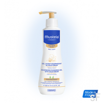 Mustela Gel de Baño nutritivo al Cold Cream 300 ml
