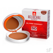 Heliocare SPF50 Compacto Oil Free Brown 10 g.