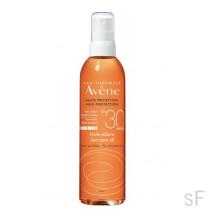 Avene Aceite Solar SPF30 Alta Protección 200 ml