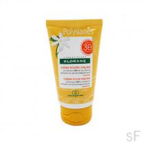 Klorane Polysianes Crema solar sublime rostro SPF30 50 ml