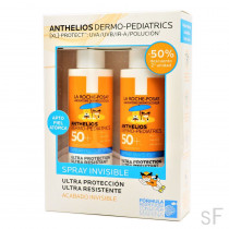 Duplo Anthelios Dermo-Pediatrics SPF50+ Spray invisible La Roche Posay