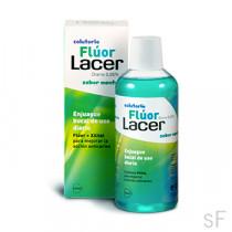 Fluor Lacer Colutorio Sabor Menta 500 ml
