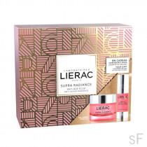 Cofre Lierac Supra Radiance Gel-crema Renovador + Serum Ojos