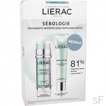 Lierac Sebologie Doble concentrado Día y Noche + REGALO
