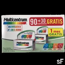 Multicentrum 90 + 30 Comprimidos Gratis