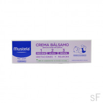 Mustela Crema bálsamo 1, 2, 3 50 ml
