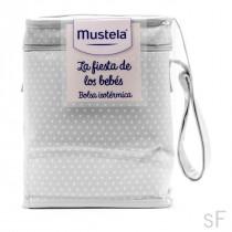 Mustela Bolsa isotérmica Gris La fiesta de los bebés
