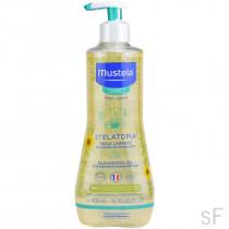 Mustela Stelatopia Aceite de baño y ducha 500 ml