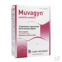 Muvagyn Centella Asiática 8 Aplicadores Monodosis de 5 ml