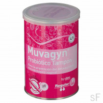 Muvagyn Tampón Probiótico 9 uds